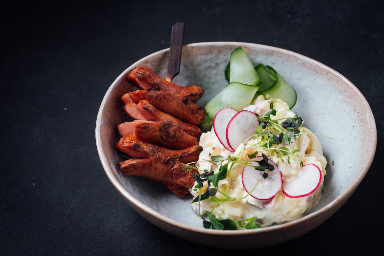 Kodune kartulisalat