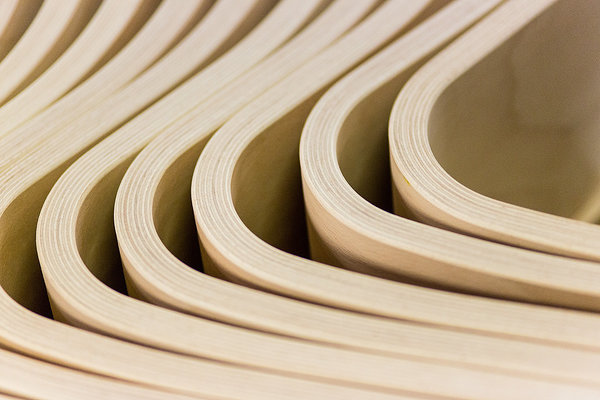 Bent Plywood Furniture And Components A, Bent Plywood Furniture
