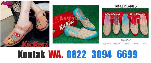 Terbaru Model Sandal Kickers Wanita Daftar Harga Sepatu Pria Original Distributor