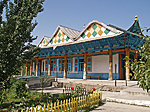 Chinese mosque in Karakol
