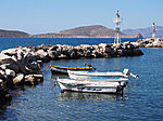 harbor of Agios Antonis