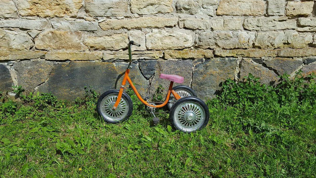 1978 Tricycle