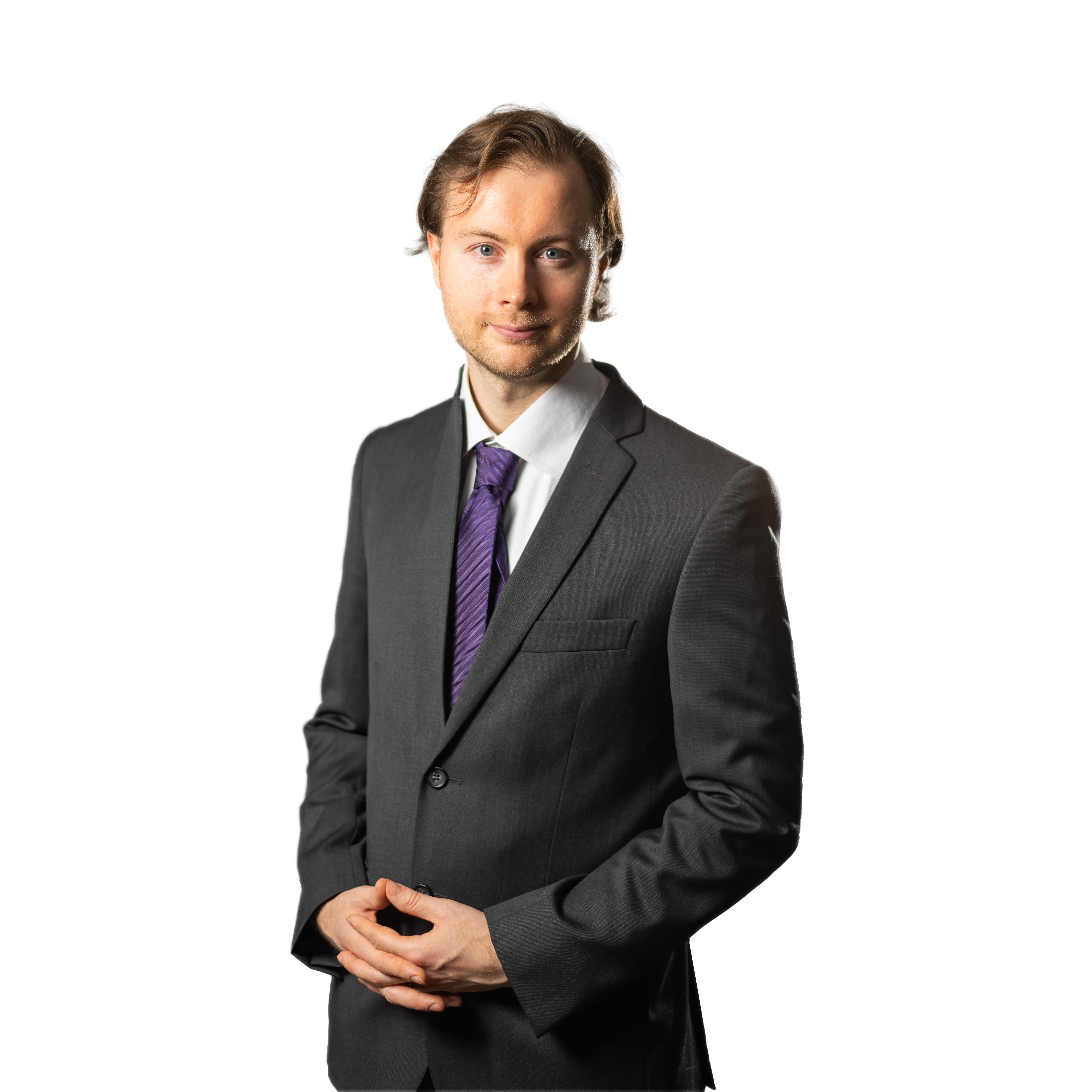 Timotei Roos Leinonen Client Consultant