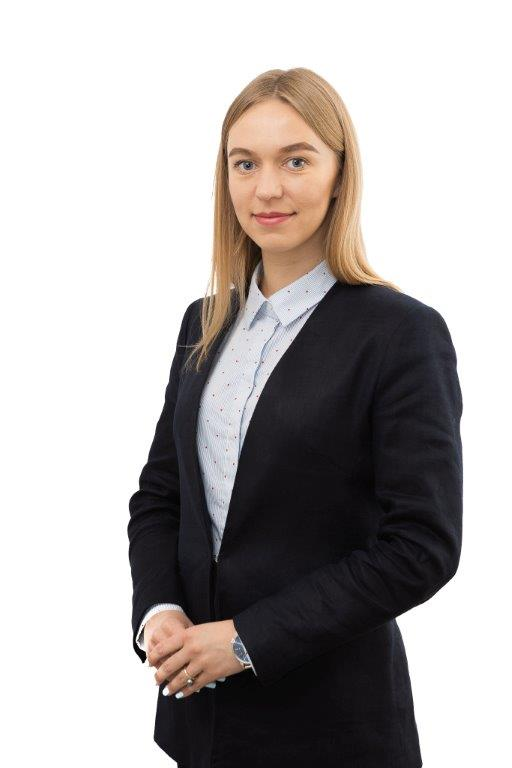 Živilė Mikolaitienė Leinonen Senior Legal Advisor