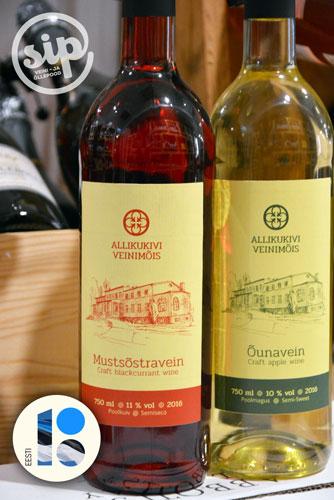 49d99a1d3a5 Seal on tema veinid ka seni iga kord finaali jõudnud saavutades nii 2014.  aastal vaarikaveini ja aasta hiljem pihlakaveiniga mõlemal aastal finaalis  teise ...