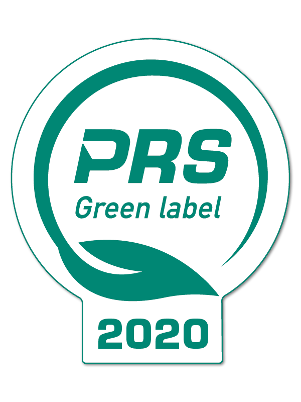 Estiko-Plastar PRS Green Label 2020