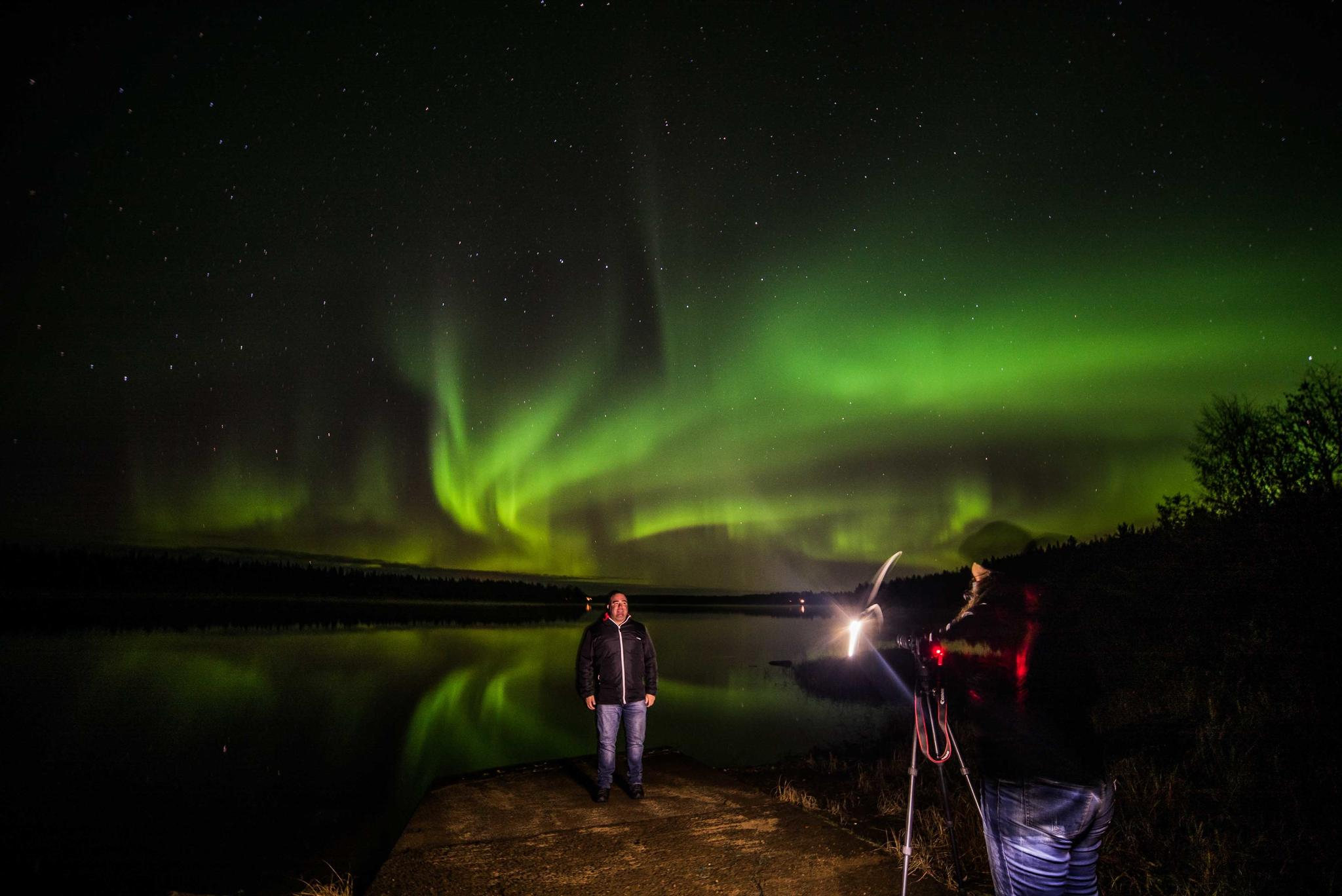 Discover the Northern Lights - Photography tour (Autumn)