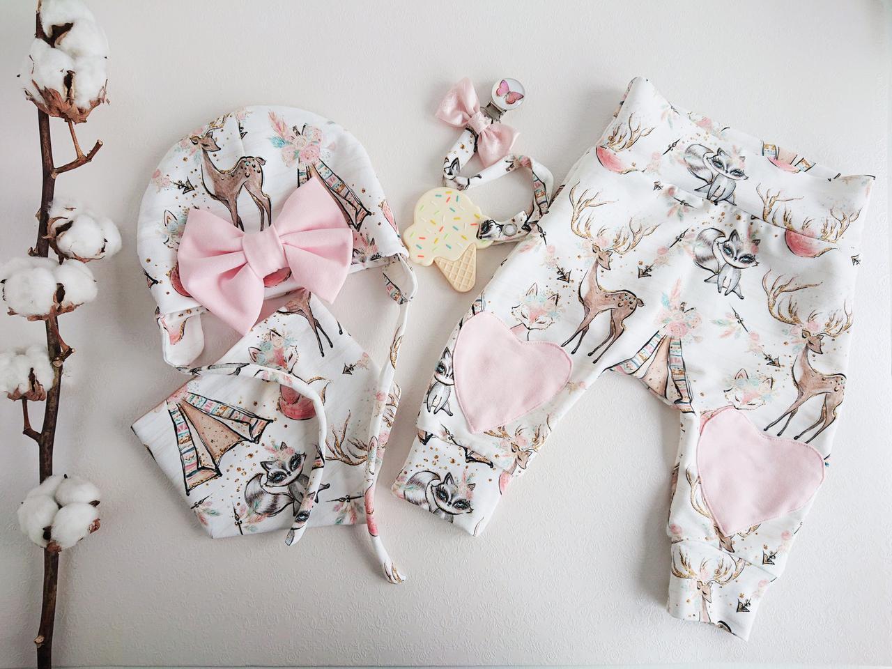 45dcdb5afd9 Beebitüdruku püksid roosa/kirju loomakestega — Sirel