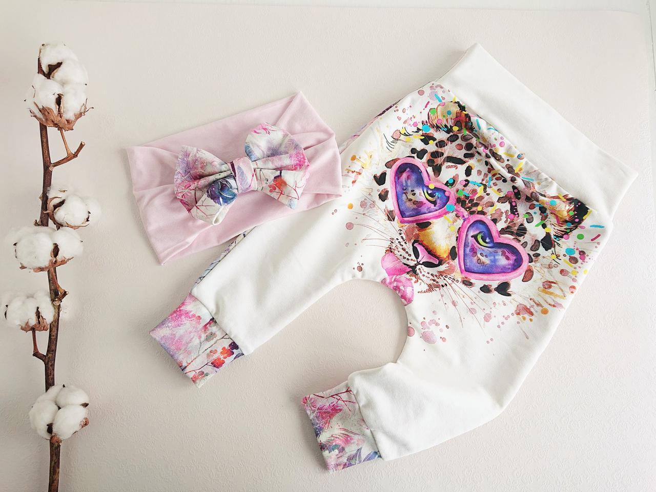 f8f847c5cf4 Beebitüdruku püksid roosa/tiiger