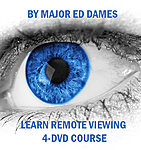 ED DAMES 4-DVD COURSE OF REMOTE VIEWING