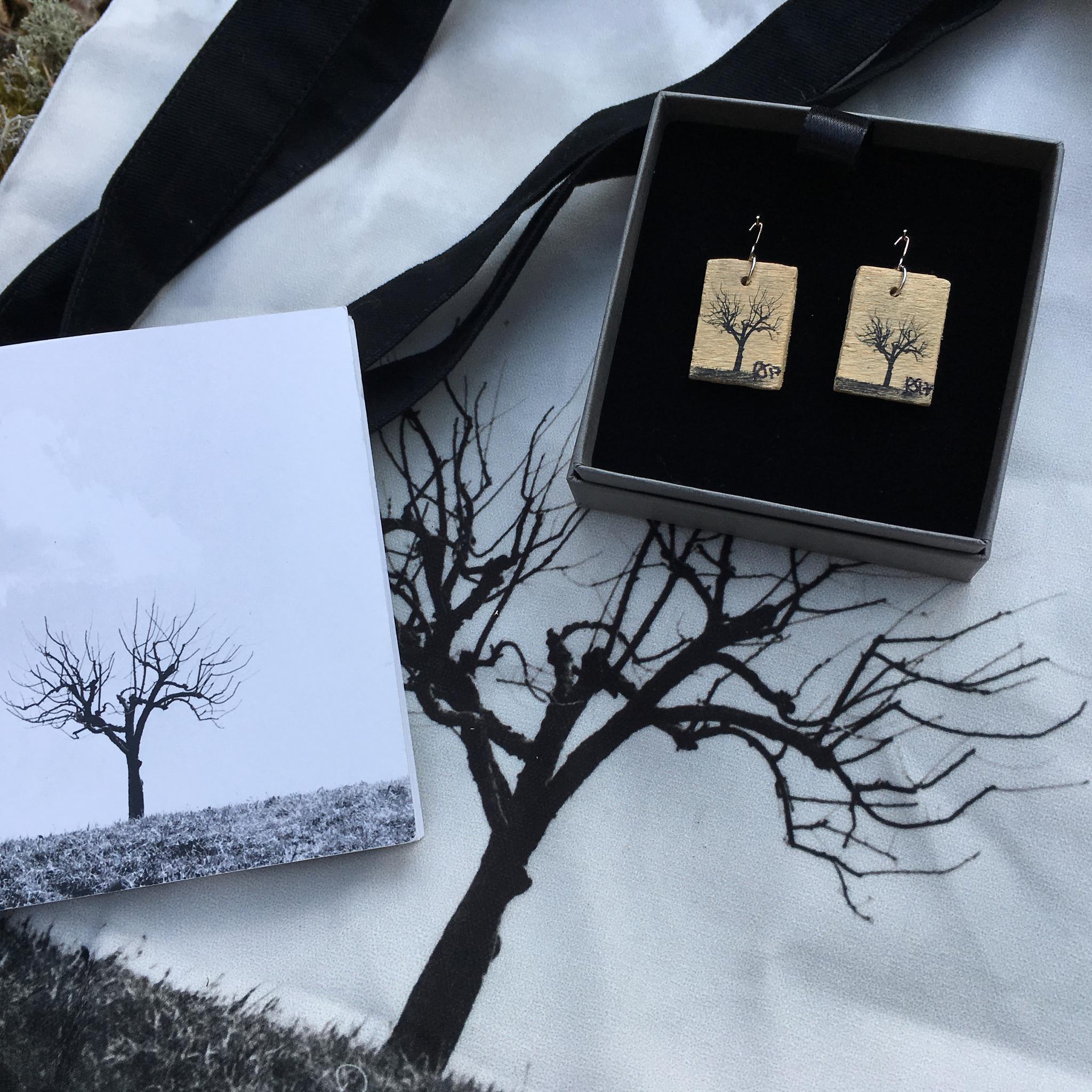 Notebook Apple Tree — Darkroomcat