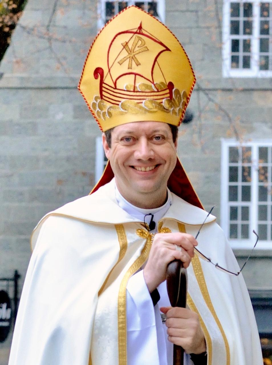 our bishop anglican diocese of quebec