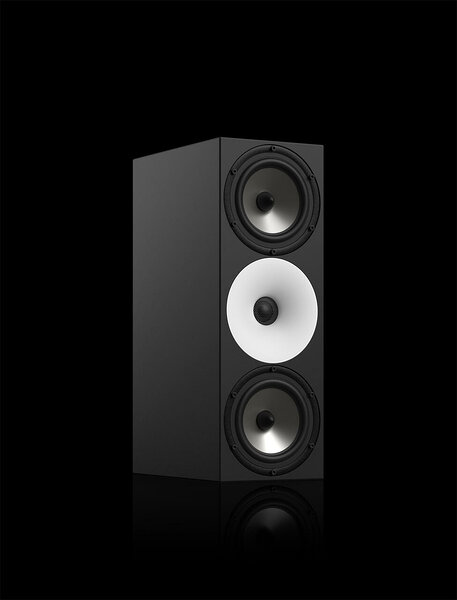 Amphion Two 15 stuudio monitor, studio monitor speaker