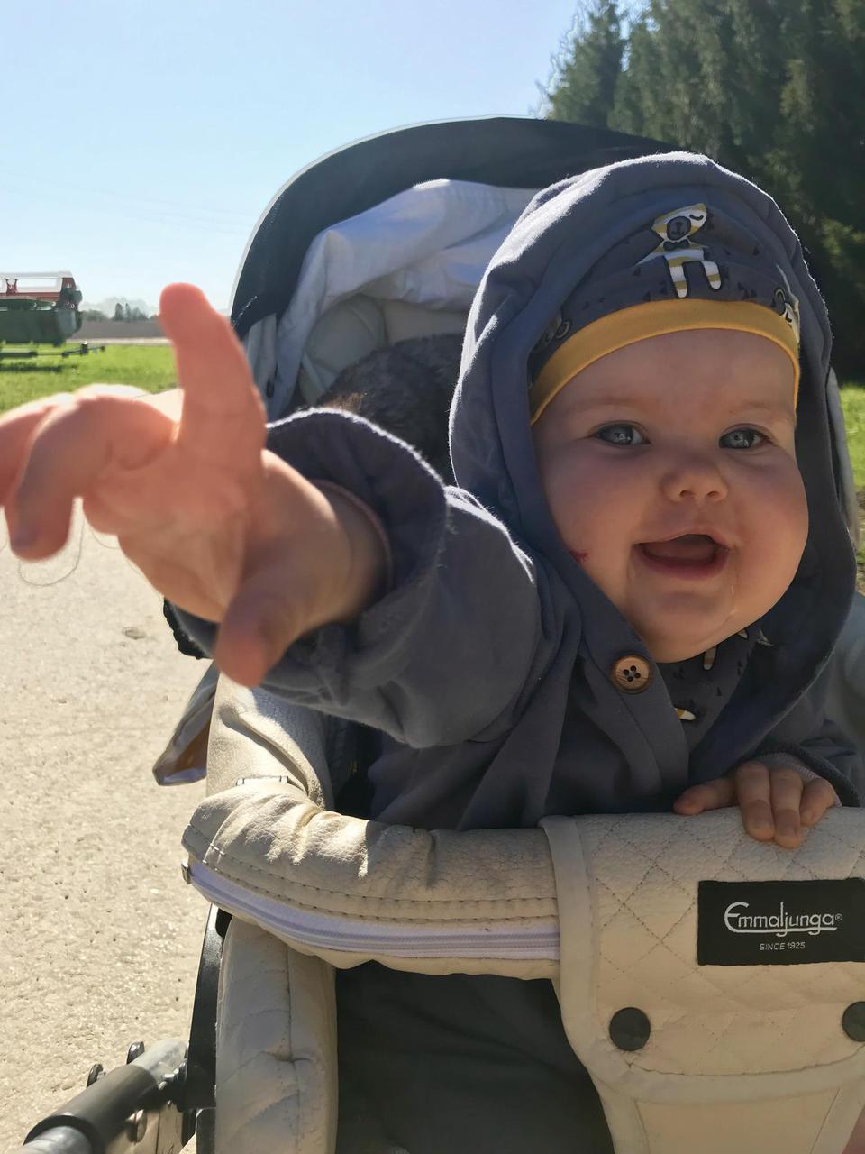 6b0e9a6490a Kuidas riietada last kevadel ja suvel? – Eleene