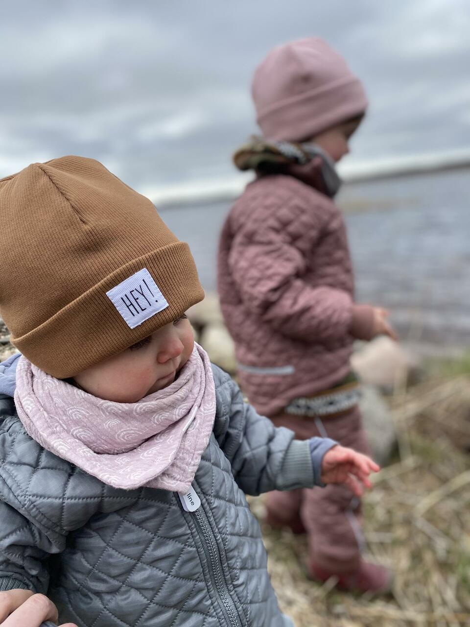 Müts ja sall on Eesti oma Jaimal Kids ja Luulu, aga sellest hiljem.