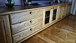 Oak Storage Cabinet Julia