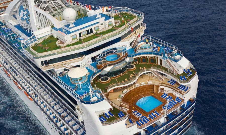 Vahemere kruiis: Itaalia-Montenegro-Korfu-Kreeta-Mykonos-Pireaus. 7ööd, Crown Pr