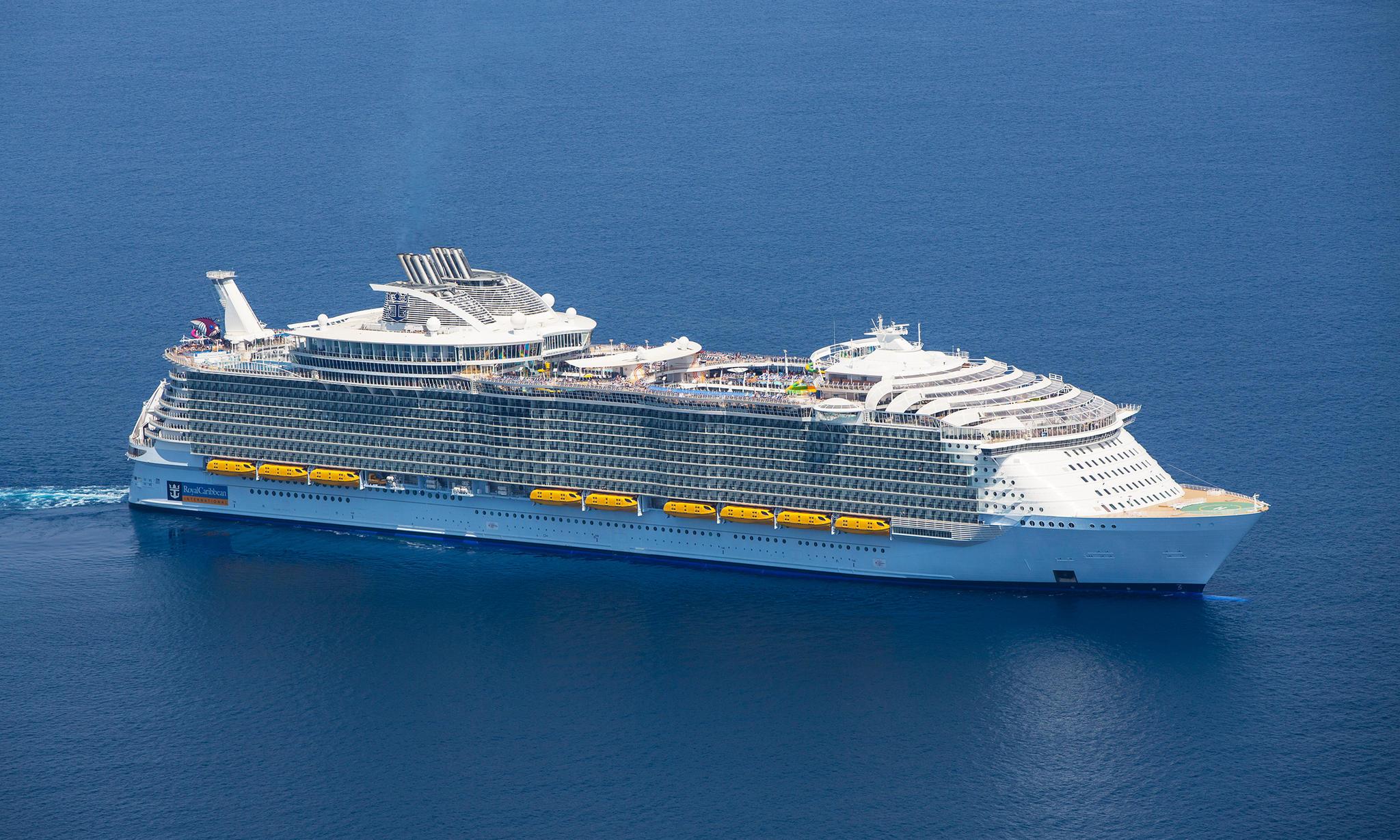 <b>ERIPAKKUMINE</b> Lapsed kruiisivad tasuta! Royal Caribbeani laevadel
