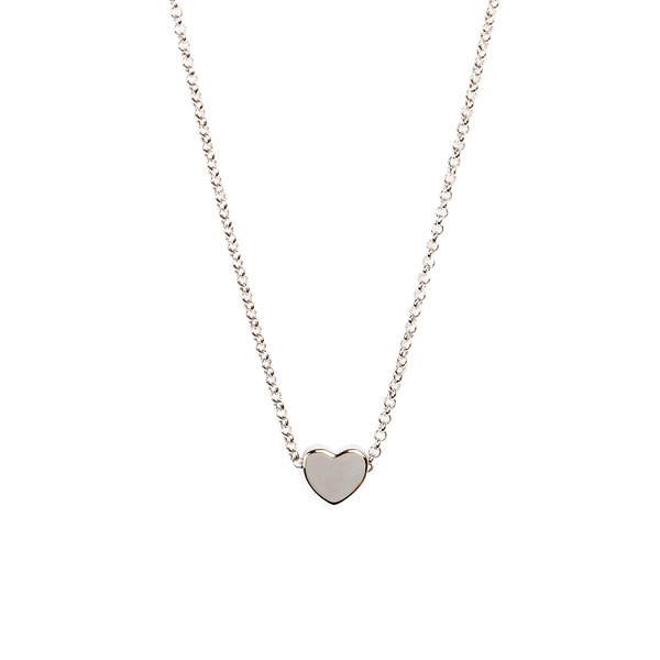 Necklace Heart Choker