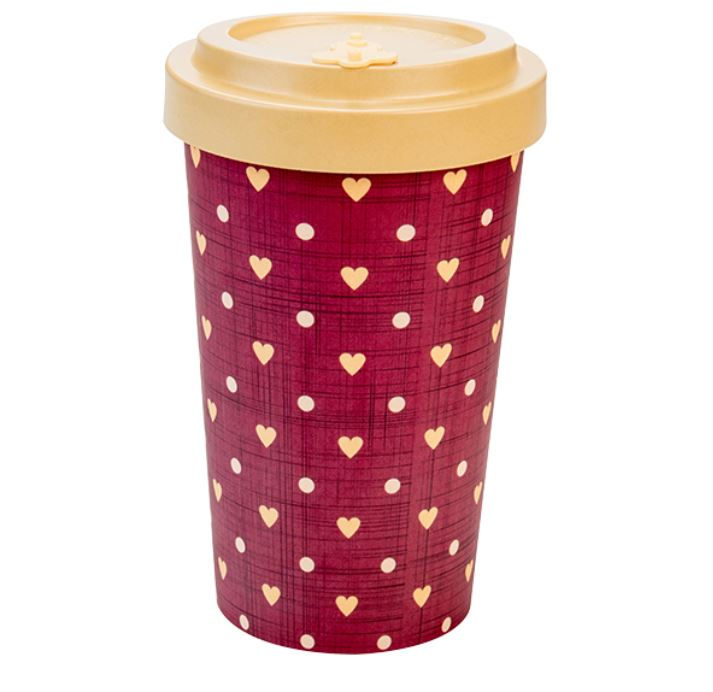 WoodWay Love bamboo cup, 500ml, €15 – Potsku drinking cups