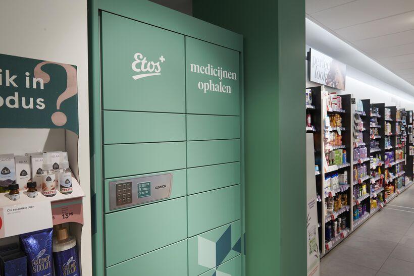 Cleveron lanza con Etos su primera solución para farmacias ...