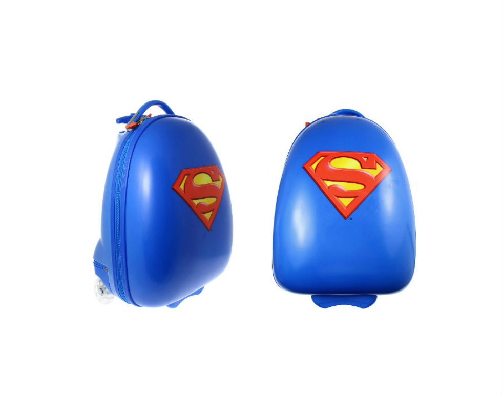 6037411331a Laste kohver STRONG SUPERMAN, 52€