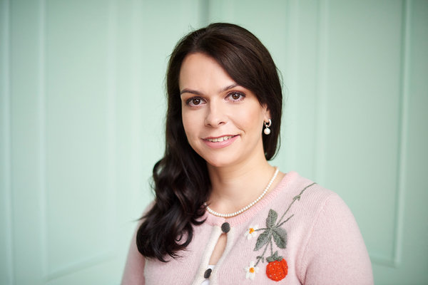 Piret Vahter, B2B Marketing Manager, Telia Eesti AS (photo: Marilin Leenurm)