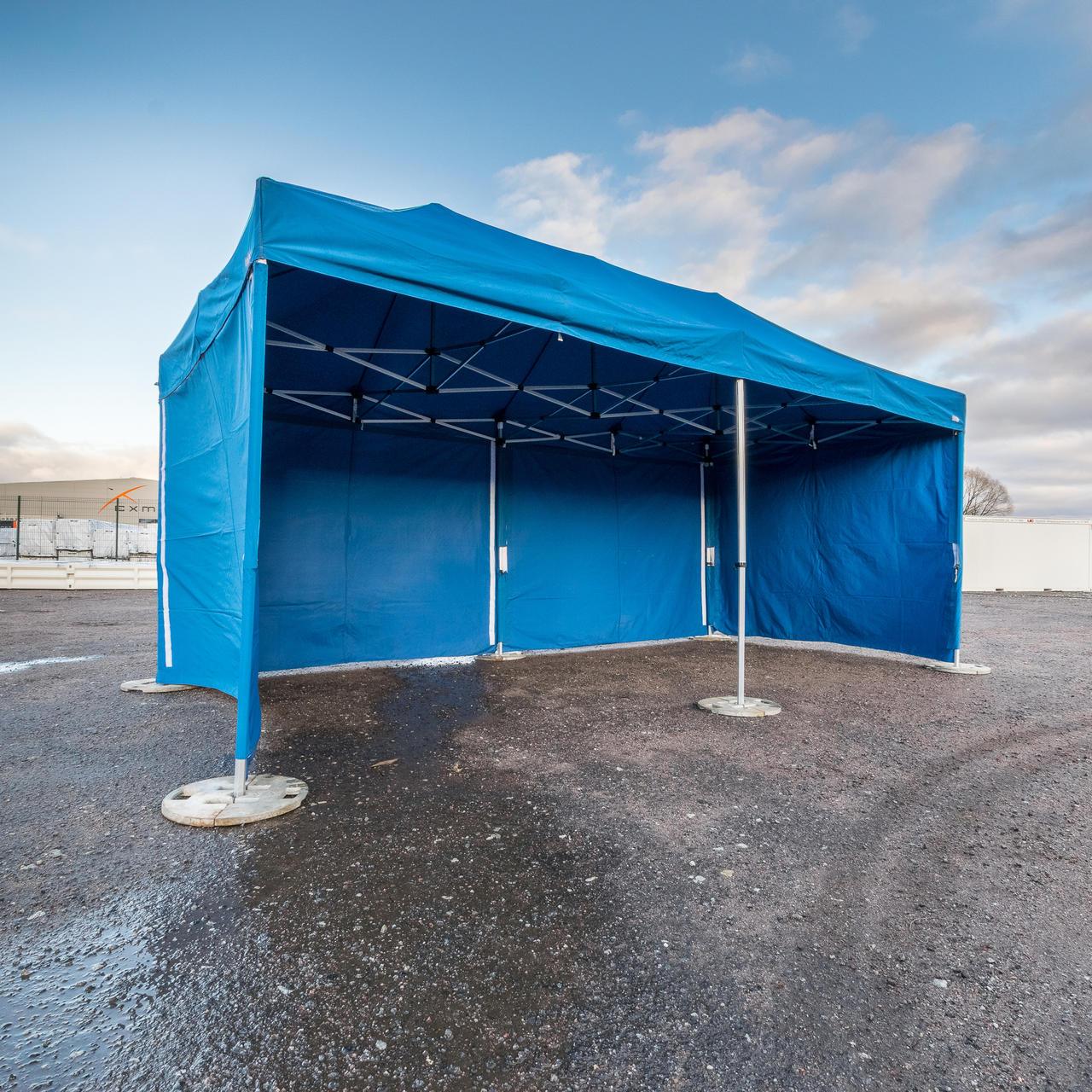 Pop up tent 3x6m — UC Rent