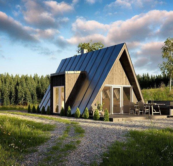 A Frame Kit Homes Avrame