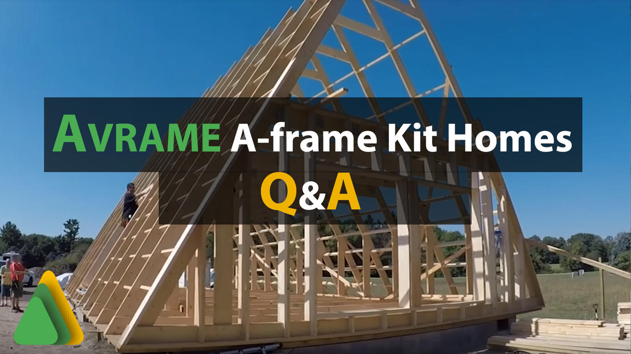 Avrame A Frame Home Kits Frequently Asked Questions Avrame