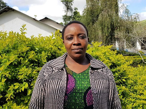 Head of Department - Rev. Daina Pwele Sengo