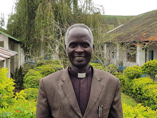 Head of Department - Rev. Augusto Panjobelo Mwakajoka