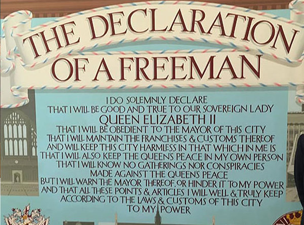 The Freeman's Declaration