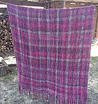 History of Terra Mama Handwoven throws