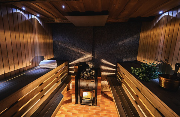 Sauna rental in Estonia - Vanaõue Holiday Centre