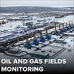 Oil and gas fields geodynamic monitoring