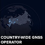 GNSS CORS Operator