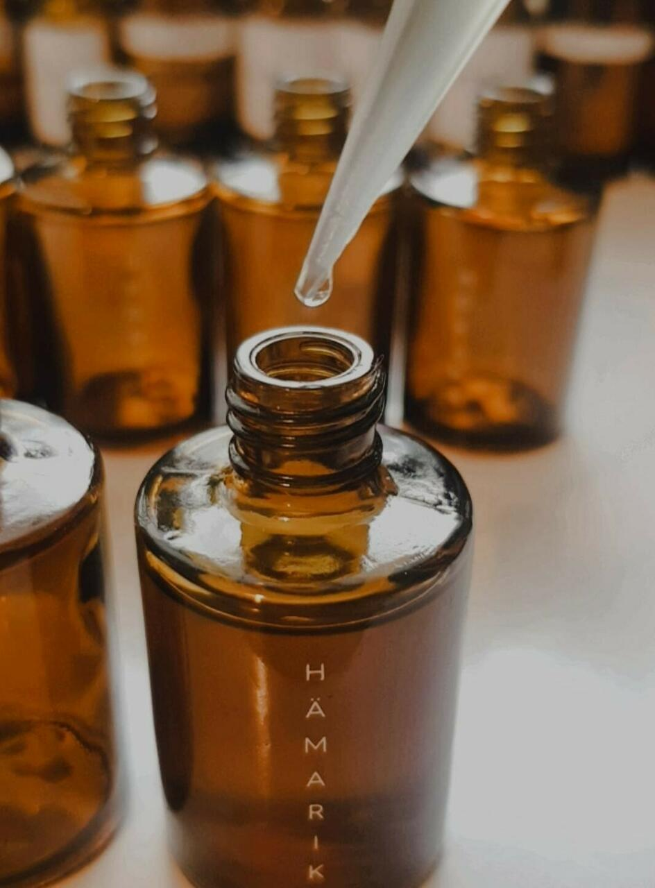 handcrafted natural perfume