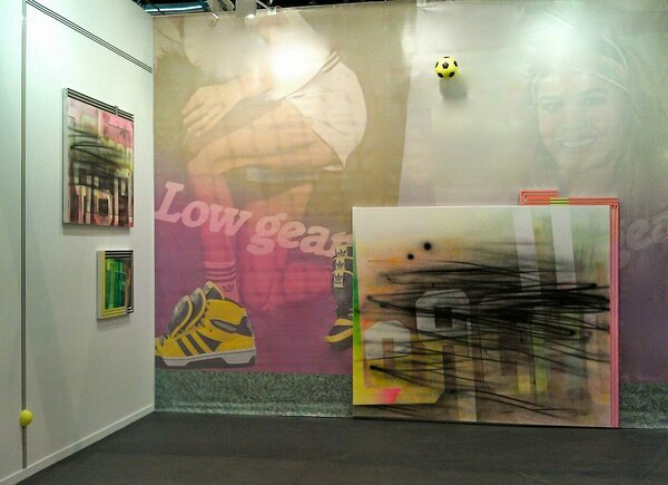 Installation view, ARCO Madrid, 2012